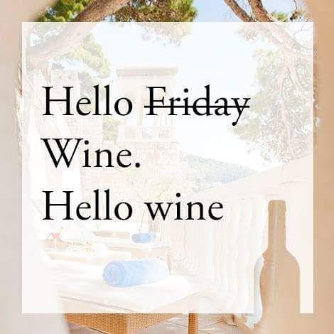 Lust Wijn en Spijs - Friday