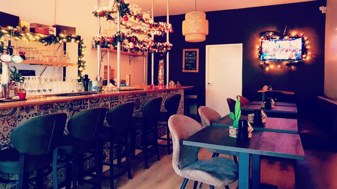 Lust Wijn en Spijs - Numansdorp - Bar