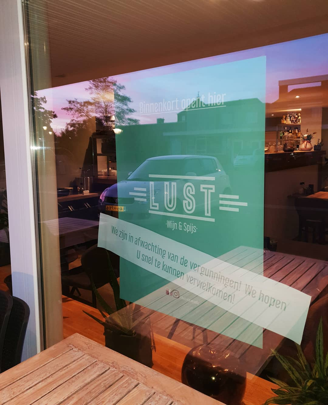 Lust Wijn en Spijs - Numansdorp - Restaurant - Lunchroom (2)